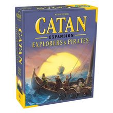 Load image into Gallery viewer, Catan Explorers & Pirates Expansion