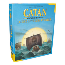 Load image into Gallery viewer, Catan Legend of the Sea Robbers Expansion