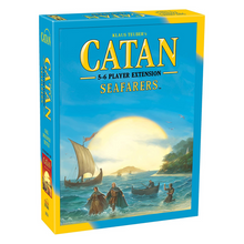 Load image into Gallery viewer, Catan Seafarers 5-6 Player Expansion