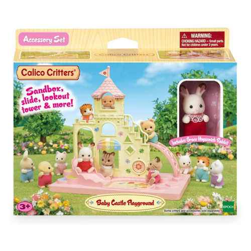Calico Critters - Baby Castle Playground