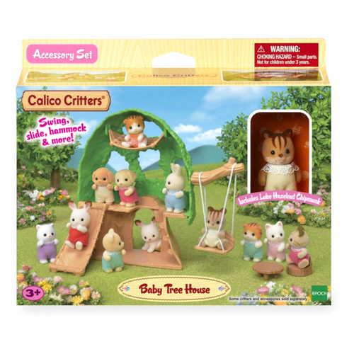 Calico Critters - Baby Tree House