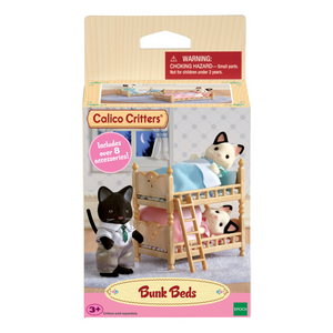 Calico Critters - Bunk Beds