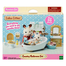 Load image into Gallery viewer, Calico Critters - Country Bathroom