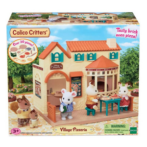 Calico Critters - Village Pizzeria