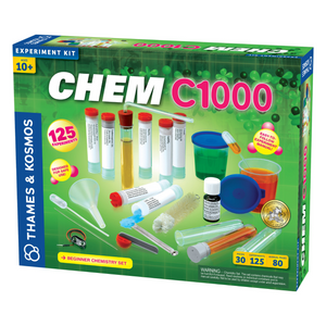 Chem C1000 Beginner Chemistry Set box