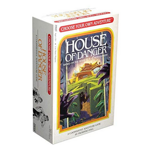 Choose Your Own Adventure Board Game - House of Danger