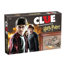 Load image into Gallery viewer, Clue: Harry Potter game box