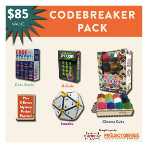 Codebreaker bundle of games and puzzles