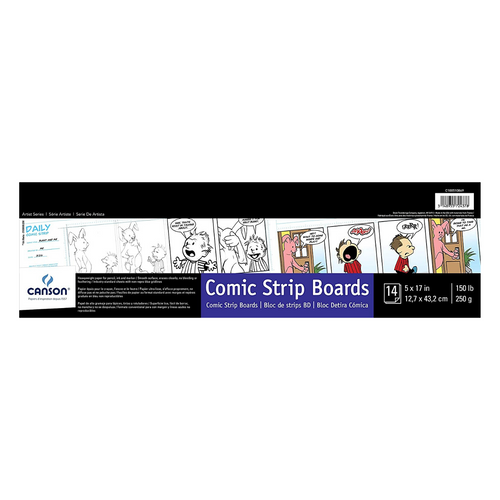 Comic Strip Boards