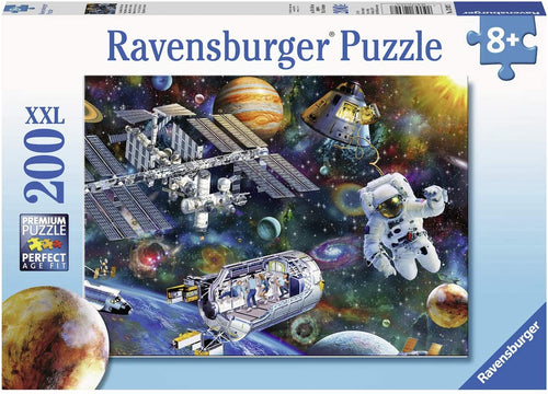 Cosmic Exploration 200-Piece Puzzle