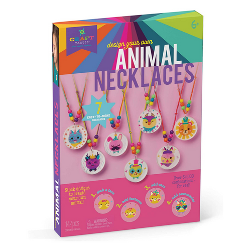 Create Animal Necklaces