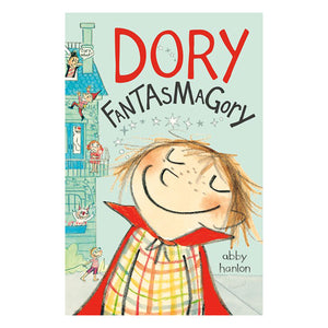 Dory Fantasmagory by Abby Hanlon - book cover