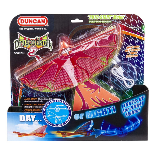 Dragon Hawk Light-Up Flying Bird