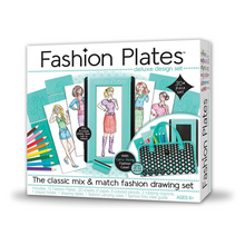 Load image into Gallery viewer, Fashion Plate Deluxe Kit