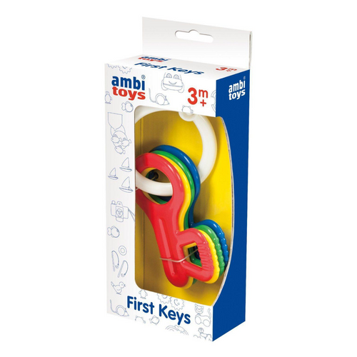 My First Keys