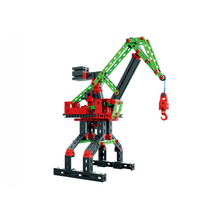 Load image into Gallery viewer,  Model of crane