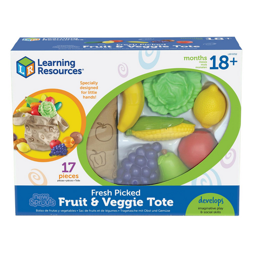 Fruits & Veggies Tote