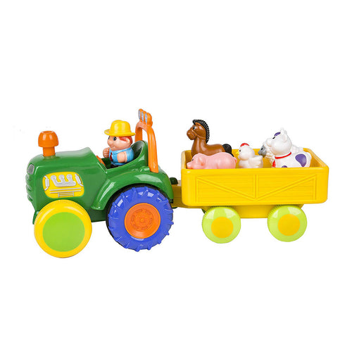 Funtime Tractor toy