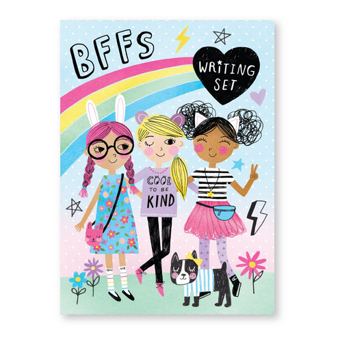 Cool Girls Writing Set