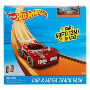 Hot Wheels Stunt Track & Car