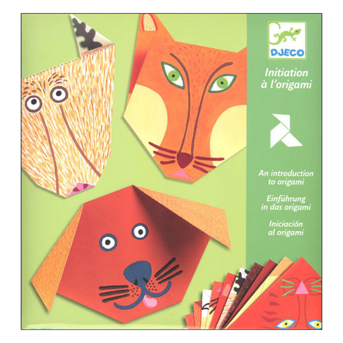 Intro to Origami - Animals