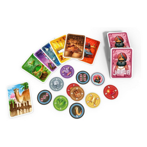 Jaipur game components