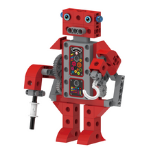 Load image into Gallery viewer, Kids First Robot Factory: Wacky, Misfit, Rogue Robots