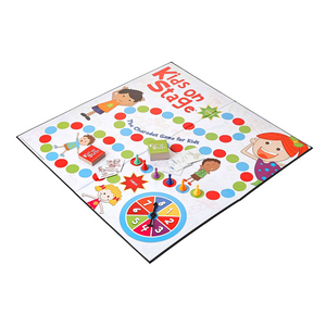Kids on Stage game board