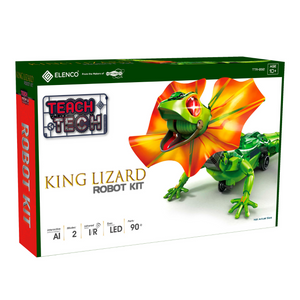 King Lizard Robot Kit