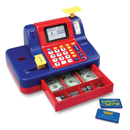 Learning Cash Register