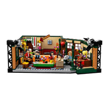 Load image into Gallery viewer, LEGO Central Perk set from TV show Friends
