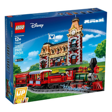 Load image into Gallery viewer, LEGO Disney Train Station