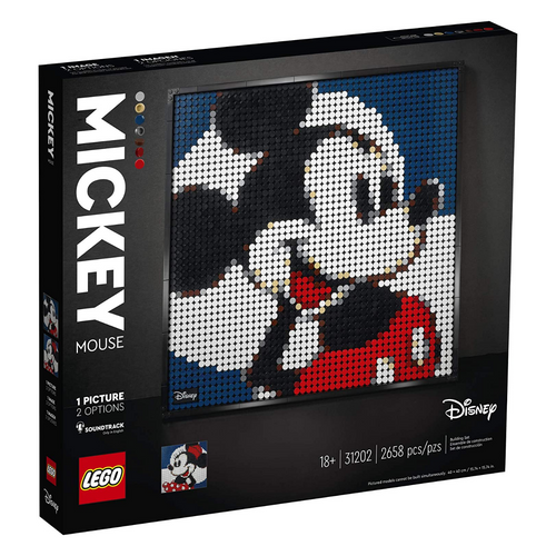 LEGO Art Mickey Mouse