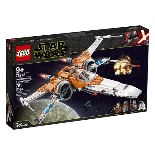 LEGO Star Wars Poe Dameron's X-Wing Fighter