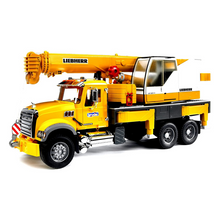 Load image into Gallery viewer, Mack Granite Crane Truck