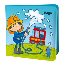 Load image into Gallery viewer, Magic Bath Book - Firefighters