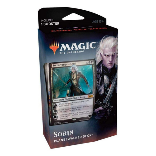 Magic the Gathering Core 2020 Planeswalker Deck Black