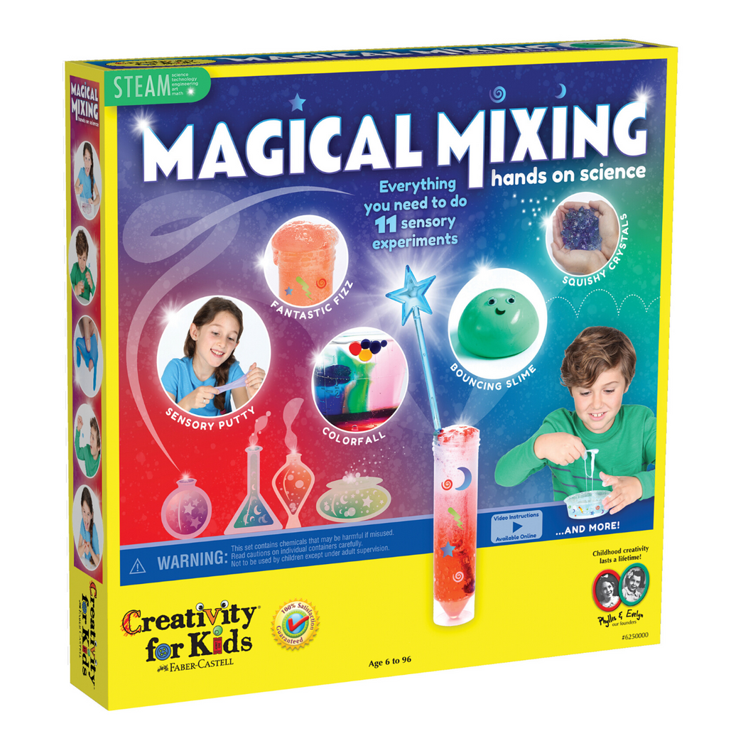 Magical Mixing Slime Kit