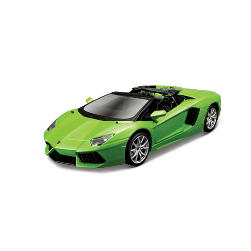 Lamborghini Aventador Roadster Model Kit