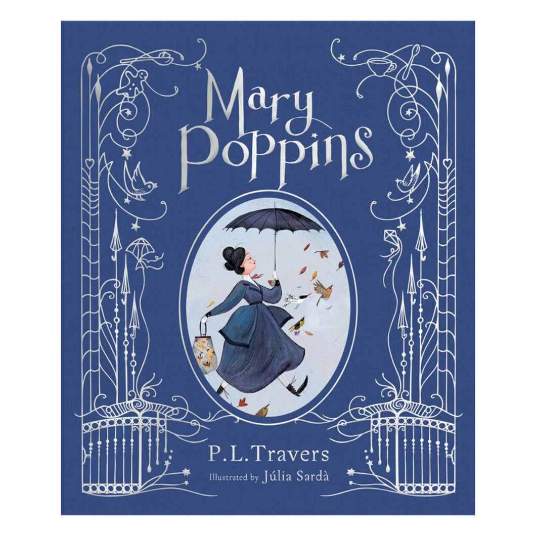 Mary Poppins Illustrated Edition