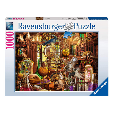 Merlin's Laboratory 1000-Piece Puzzle