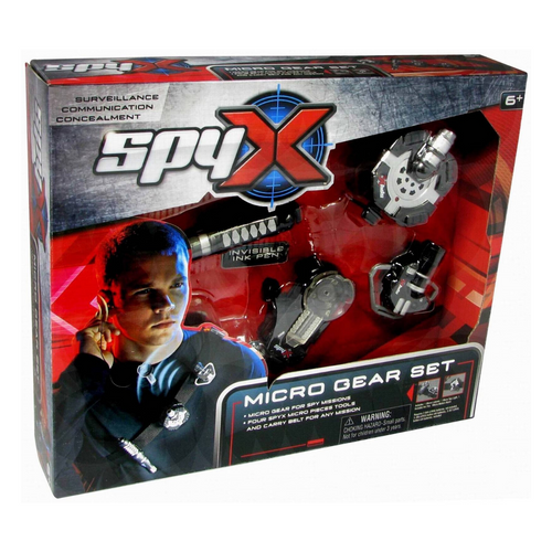 Micro Gear Spy Set