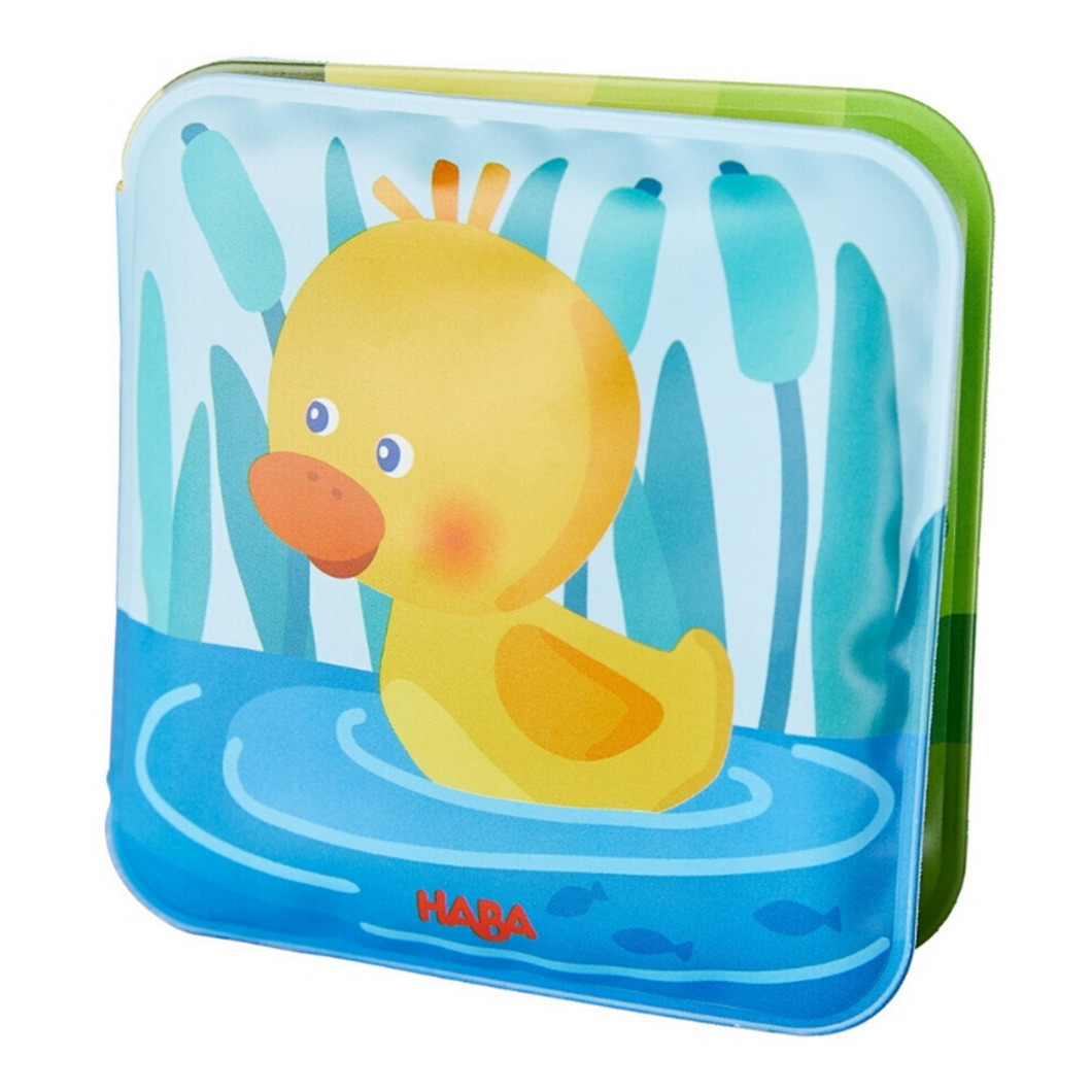 Mini Bath Book - Albert the Duck