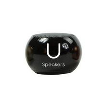 Load image into Gallery viewer, Wireless mini speaker black