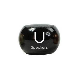 Wireless mini speaker black