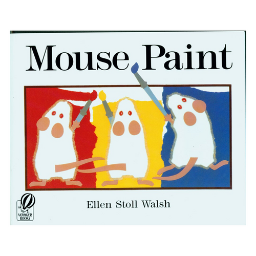 Mouse Paint Board Book