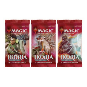 Magic the Gathering: Ikoria Booster Pack