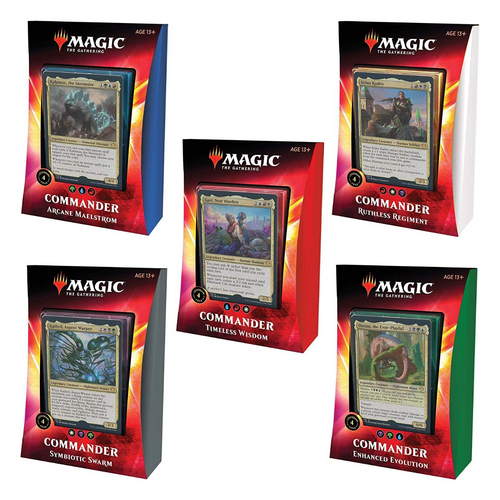 Magic the Gathering: Ikoria Commander Deck
