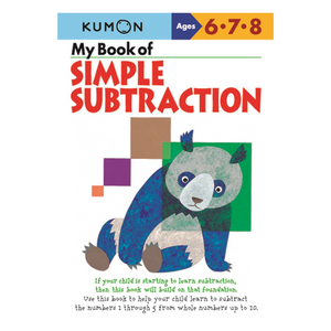 Math Skills Workbooks by Subject & Age