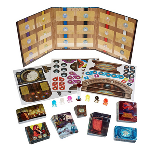 Mysterium game components